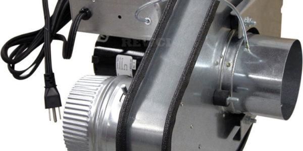 Dryer Duct Booster Fan